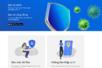 BLUE ZONE – KHẨU TRANG THỜI ĐẠI 4.0