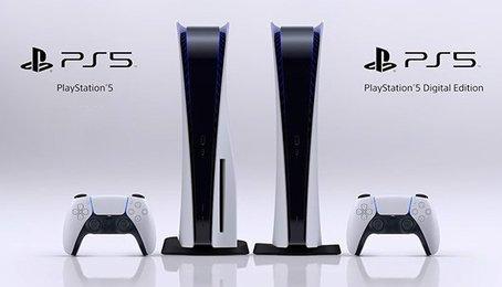Máy chơi game Sony Playstation 5 ( PS5 ) - Siêu phẩm