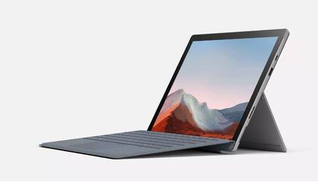 Microsoft ra mắt Surface Pro 7 Plus: Chip Intel thế hệ 11, SSD có thể tháo rời, hỗ trợ LTE, pin lớn hơn, giá từ 20.7 triệu đồng