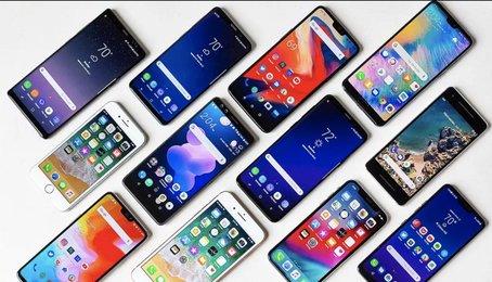 Top 10 smartphone cao cấp nhất thị trường