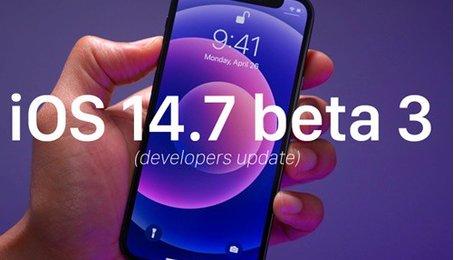 Apple tung iOS 14.7 cho iPhone, người dùng nên cập nhật ngay!