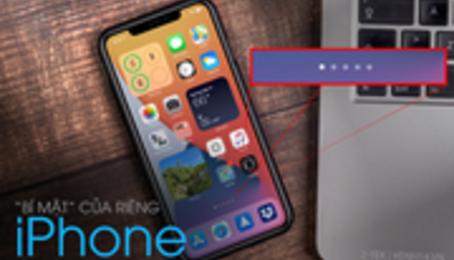 Dùng iPhone lâu nay, nhưng rất nhiều người chẳng hề biết đến tính năng ẩn ngay trên màn hình này!
