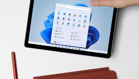 Surface Go 3  được Microsoft mang lên một con chip mạnh mẽ hơn!!!