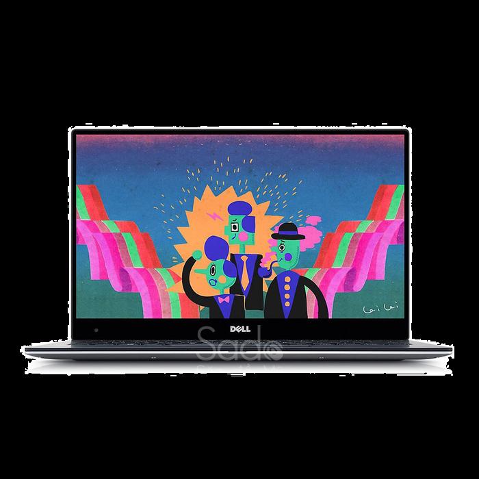 【New 】DELL XPS 13 7390 - Model 2019 - Core I5 Gen 10th 8GB 256GB SSD 13'' FHD 1080 TouchScreen