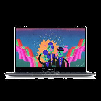 【New 】DELL XPS 13 7390 - Model 2019 - Core I7 Gen 10th 16GB 512GB SSD 13'' FHD