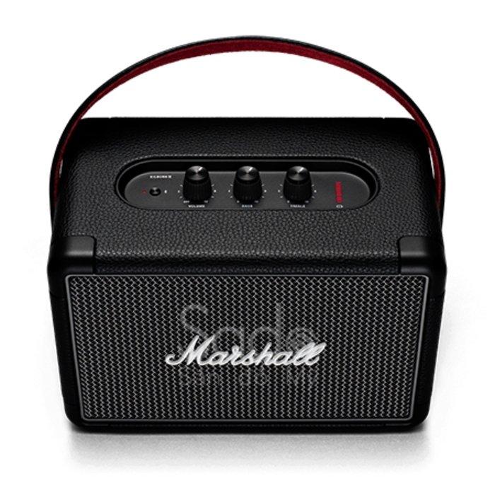 Loa Bluetooth Marshall Kilburn II đen (thế hệ 2)