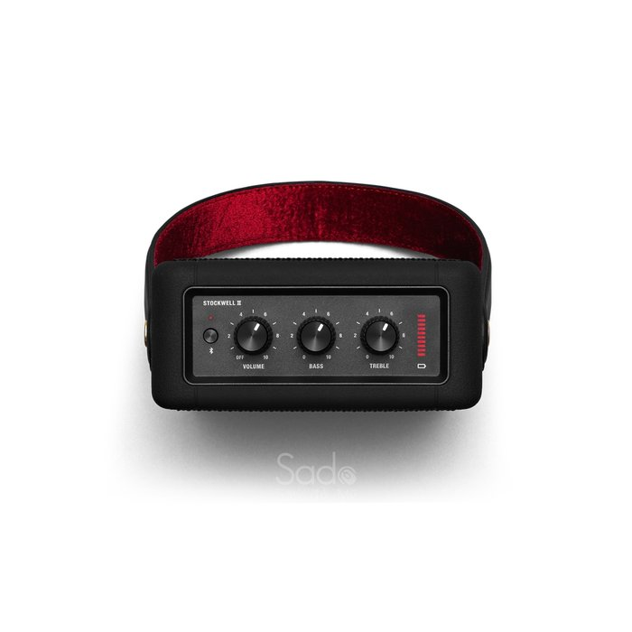 Marshall Stockwell II Portable Wireless Bluetooth Speaker
