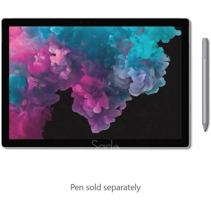 """Microsoft Surface Pro 6 12.3"""" Tablet - Intel i5-8250U 8GB 128GB SSD (Platinum)"""