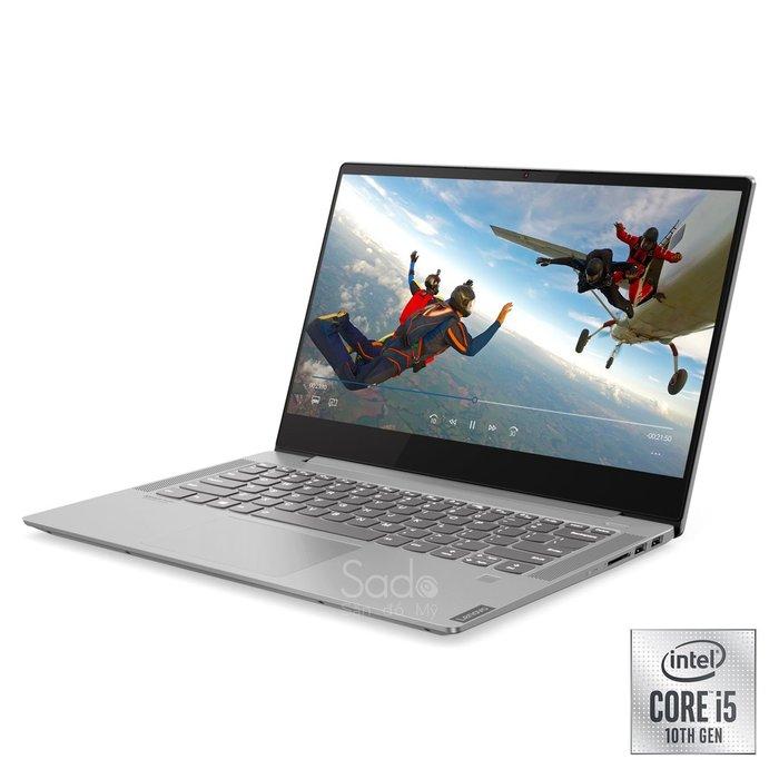 "LENOVO 81V00001US IdeaPad S540 14"" FHD Touchscreen i5-10210U 1.6GHz Intel UHD Graphics 8GB RAM 256GB SSD Win 10 Home Grey"