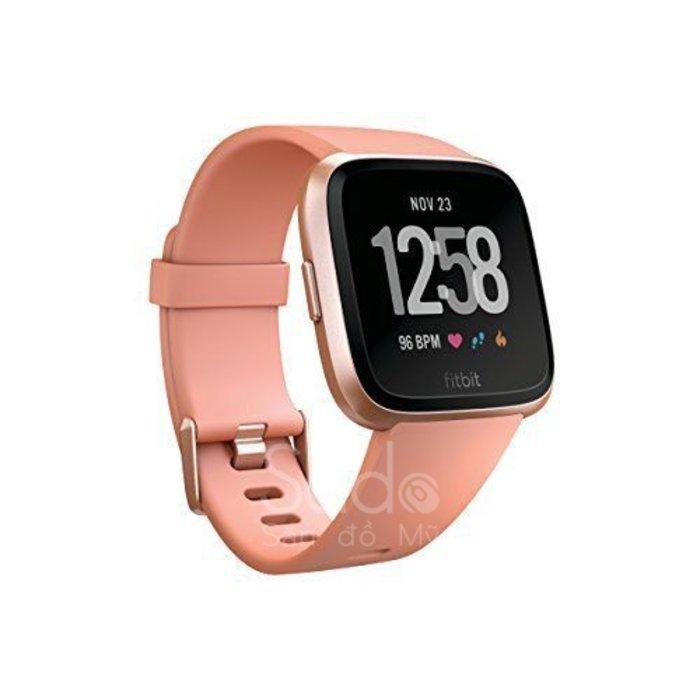 Đồng hồ thông minh Fitbit FB504 Versa Peach