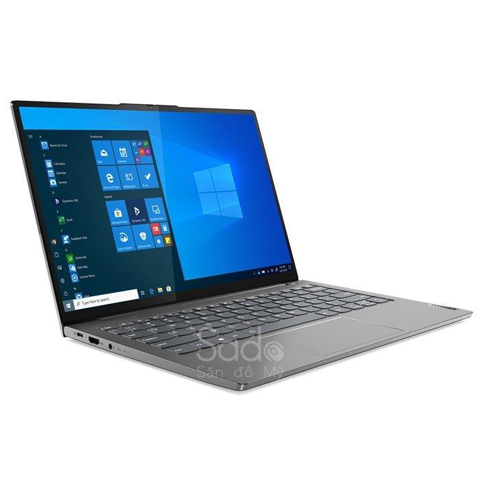 "LENOVO ThinkBook 13s G2 ITL 13.3"" FHD i7-1165G7 2.8GHz Ram 16GB SSD 512GB Win 10 Pro Grey"
