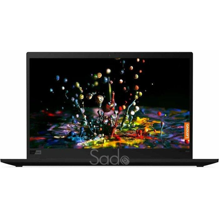 "LENOVO ThinkPad X1 Carbon Gen 8 14"" FHD i5-10210U 1.6GHz 8GB RAM 256GB SSD Win 10 Pro Black"