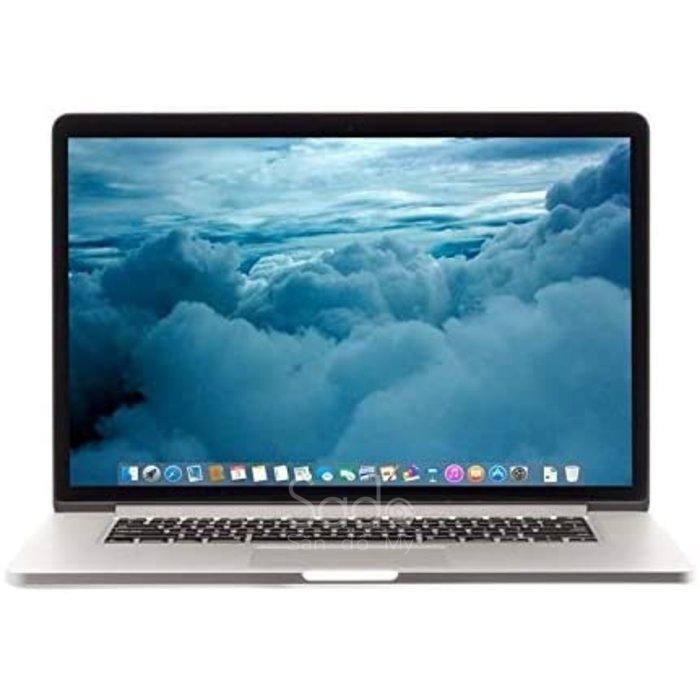 """Apple MJLQ2LL/A 15.4"""" MacBook Pro Intel Core i7 16GB RAM 256GB SSD"""