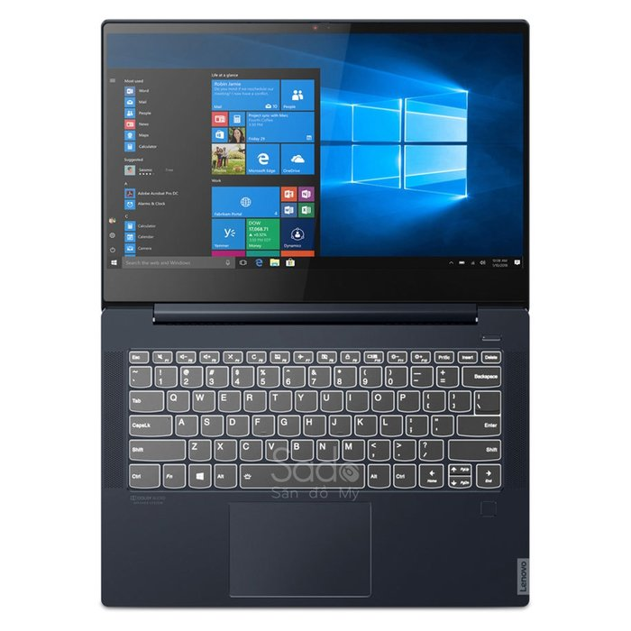 """LENOVO IdeaPad S540-14IML Touch 14"""" FHD Touchscreen i7-10510U 1.8GHz Intel UHD Graphics 12GB RAM 512GB SSD Win 10 Home Abyss Blue"""