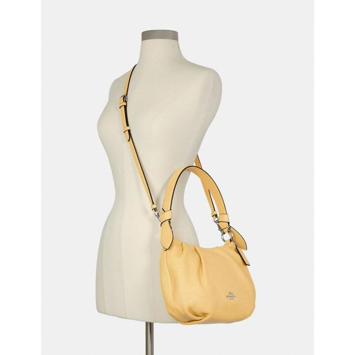 Everly Shoulder Bag Yellow