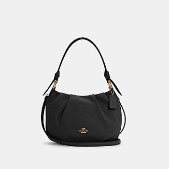 Everly Shoulder Bag Black
