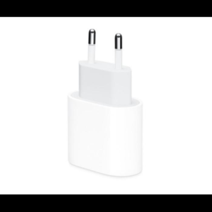 Sạc nhanh Apple iPhone 20W Type-C PD MHJE3ZA Chính hãng