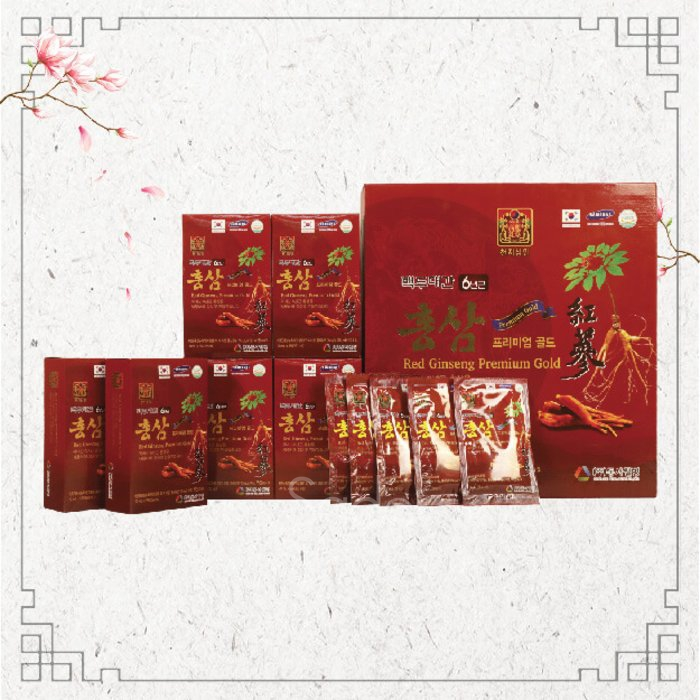 Nước uống hồng sâm Dong Seo Well Being Red Ginseng Premium
