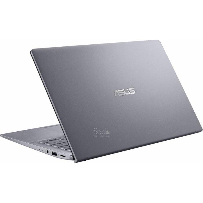 "ASUS - ZENBOOK 14"" LAPTOP - AMD RYZEN 5 - 8GB MEMORY - NVIDIA GEFORCE MX350 - 256GB SSD - LIGHT GRAY"